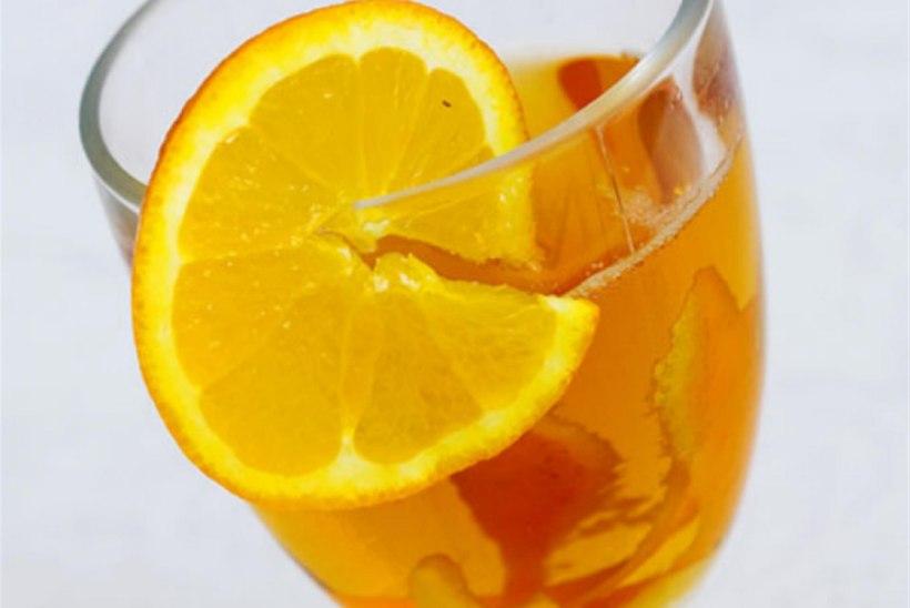 Apelsini-ingverisiider