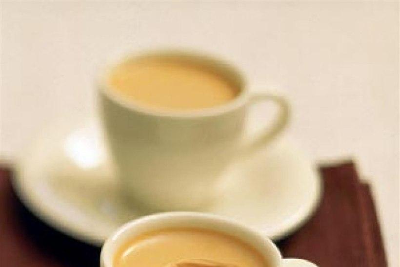 Kohvi-pannacotta