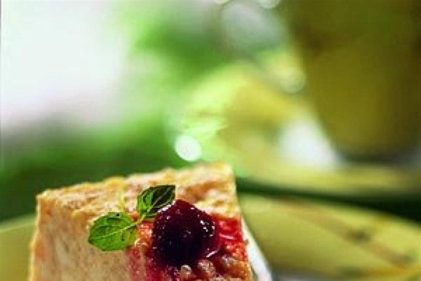 Ricotta-kook marjakastmega