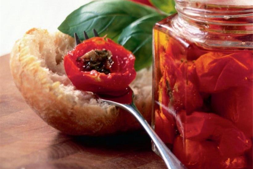 Tomat ja paprika