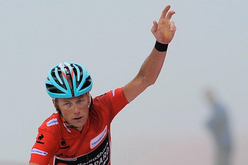 Kui palju küsib Vuelta võitja palka?