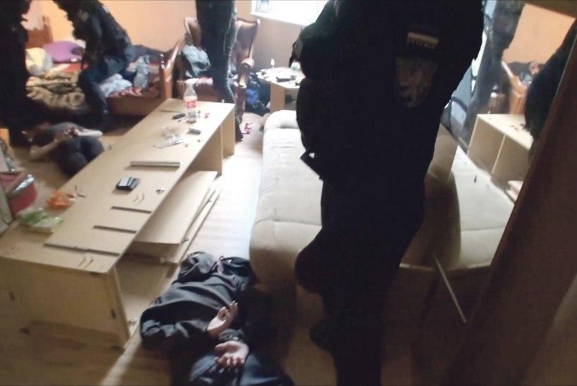 Tallinna erahooldekodu ajas narkoäri