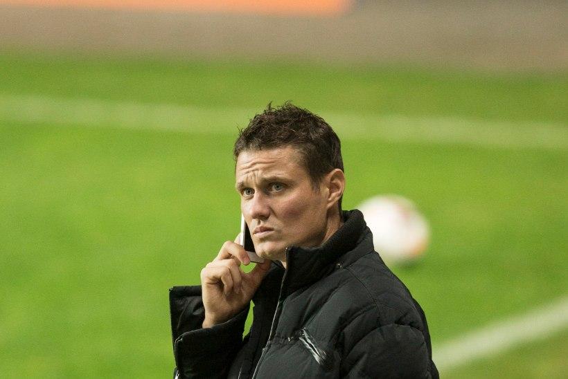 GALERII: Kes oli üllatuskülaline Eesti vutikoondise viimases trennis enne mängu Türgiga?