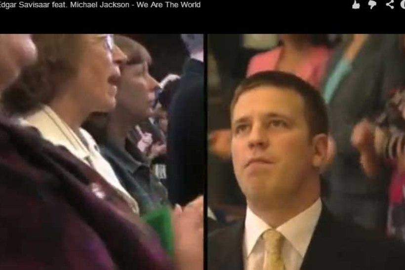 VIDEO: naljahambad panid Savisaare Jacksoni videosse