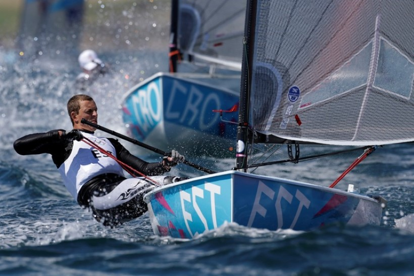Karpak ja Rammo purjetavad homme medalisõidus