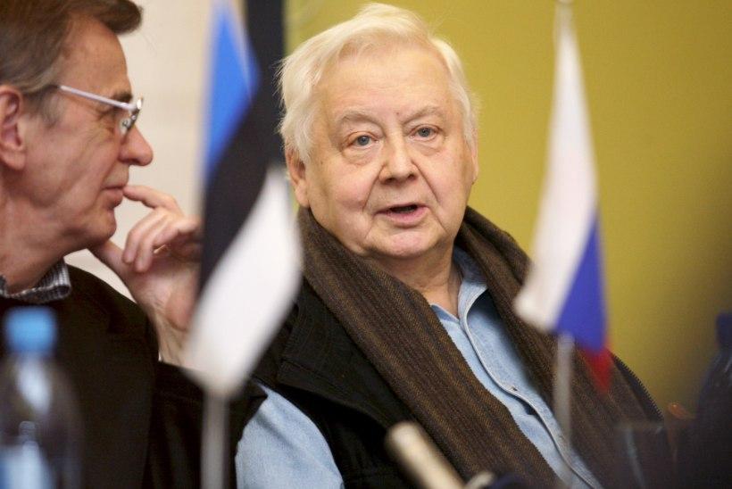 «Kuldne mask» tõi Tallinna legendaarse Oleg Tabakovi