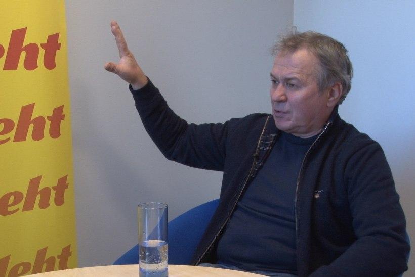 """Andres Raid annab kohtamisnippe: """"Eesti naiste seas ei ole populaarne vaesus!"""""""