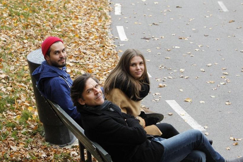 Robi Vaigla isa Raulist ja õde Mariest: oleme sama komplekti legoklotsid