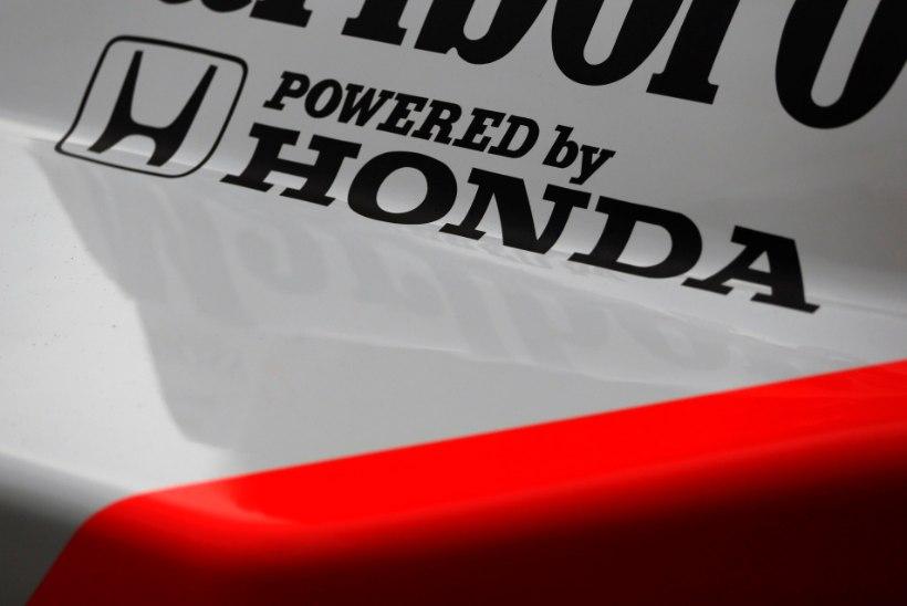 Vormel-1 naasev Honda esitles oma uue mootori häält