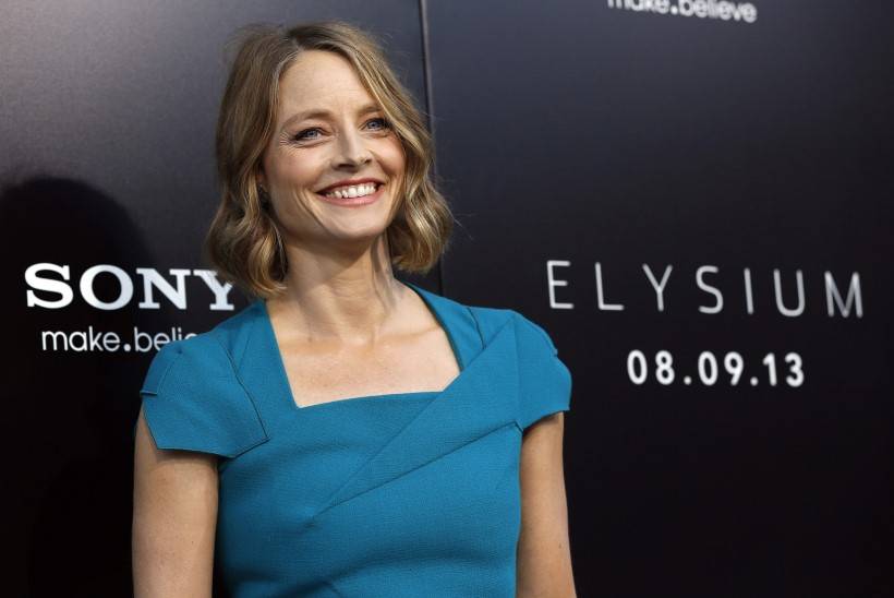 Jodie Foster leidis uue naise