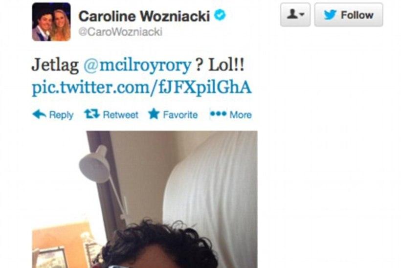 NUNNUMEETER NULLIS: kas emalõvi Wozniacki lämmatas kutsikas McIlroy?