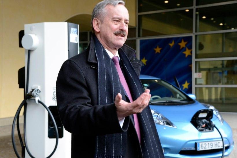 Ventspilsi linnapea: Siim Kallas loobib Lätile kaikaid kodaratesse