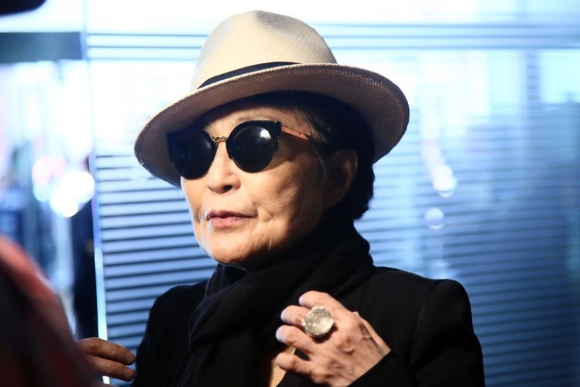 Lennoni «Imagine» ajab Yoko Ono nutma