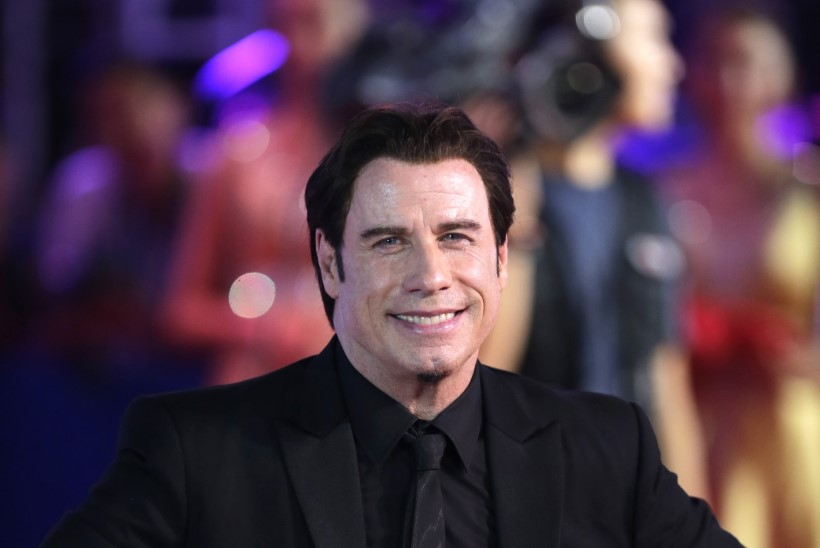 John Travolta nõudis jälle massaaži?