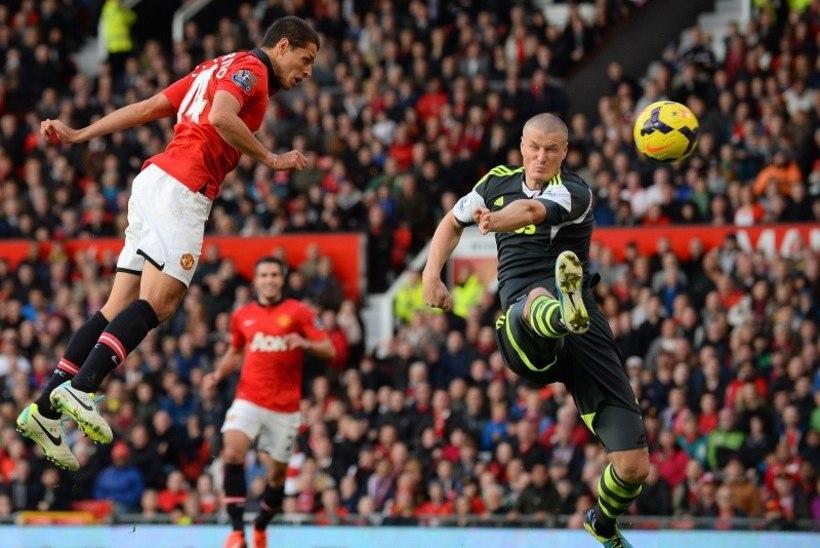 Manchester United käänas kahe minutiga kaotuse võiduks