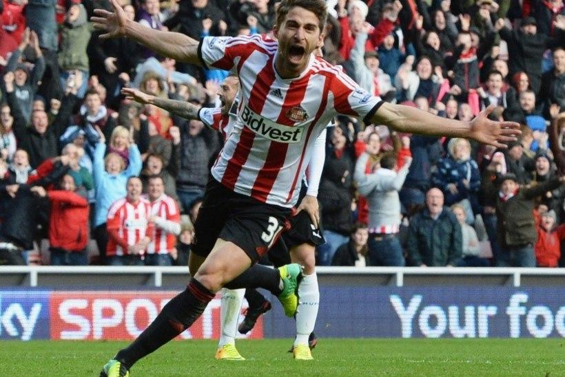 Hiline värav tõi Sunderlandile võidu kibedaima konkurendi üle