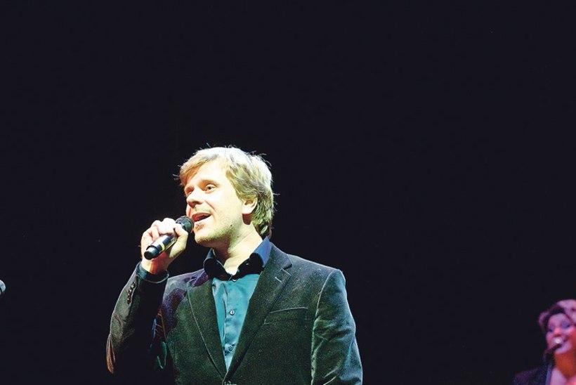 Ivo Linna: «Istusin pärast kontserti tükk aega, õnnis naeratus näol.»