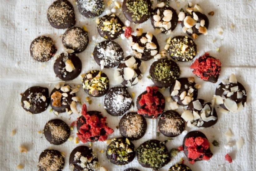 Šokolaadinööbid