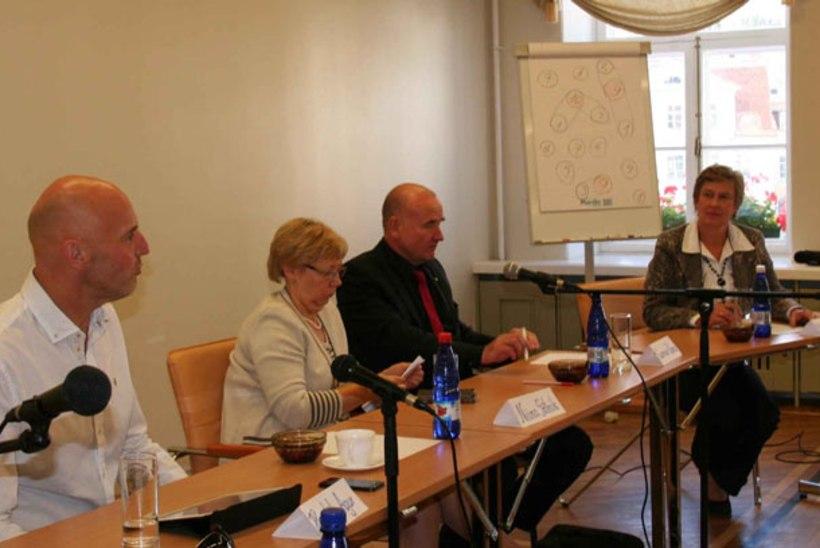 Tallinna koolidirektorite ühisavaldus: tiiger on surnud