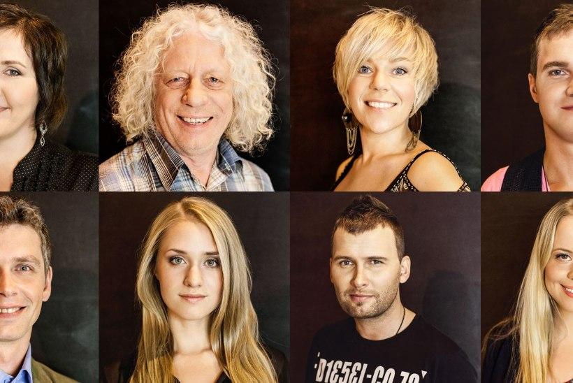 Mart Sander: näosaate osalejad on mängulustilised ja vaimukad!