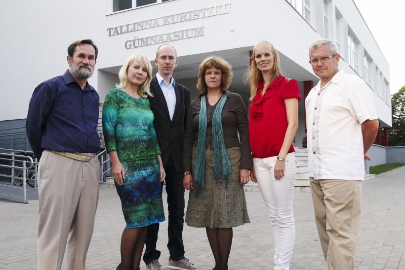 """ETV uus sari """"Üheksandikud"""" näitab koolielu Kuristiku gümnaasiumis"""