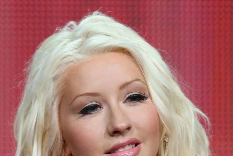 Christina Aguilera kaotas üle 20 kilo