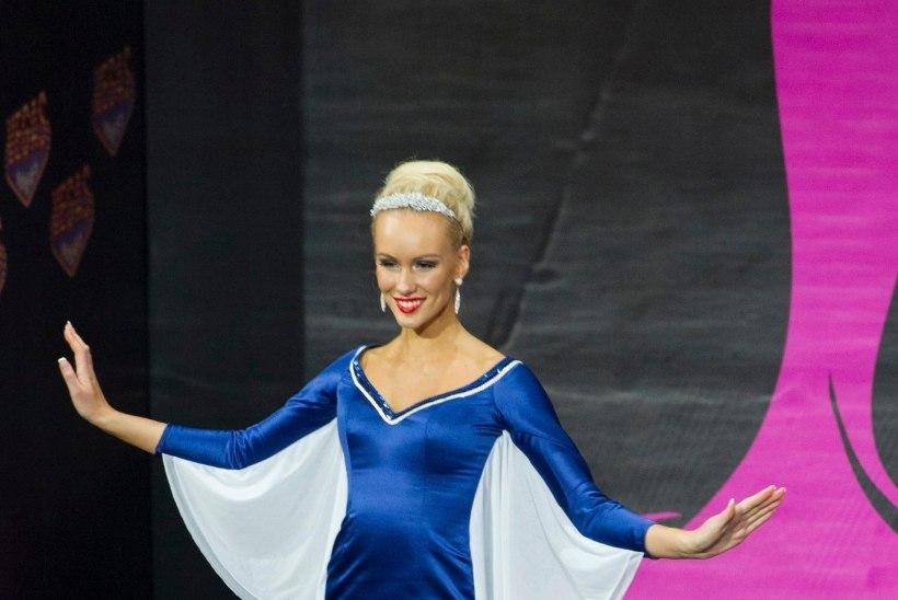 Miss Estonia Kristina: loomulikult oli pettumus, et ma ei saanud 16 parima hulka