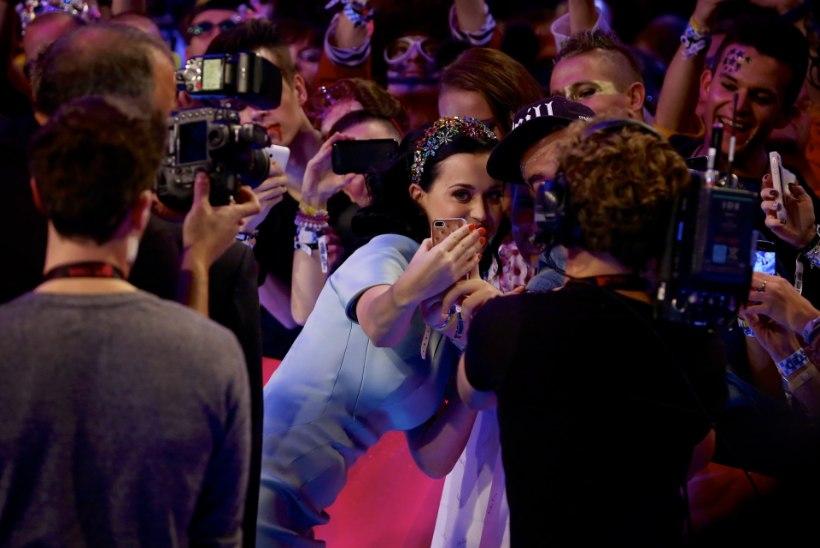GALERII: imetle MTV Euroopa muusikaauhindade säravamaid hetki!