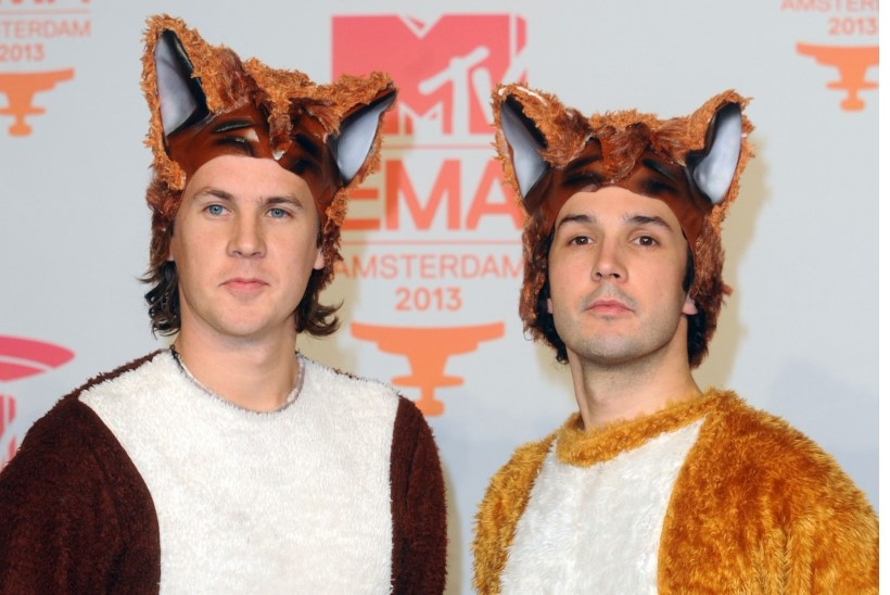 GALERII: Vaata MTV muusikaauhindade veidramaid kostüüme!