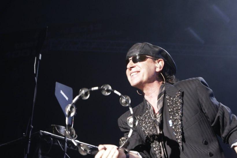 Scorpions: «Nii hea on taas Tallinnas olla!»