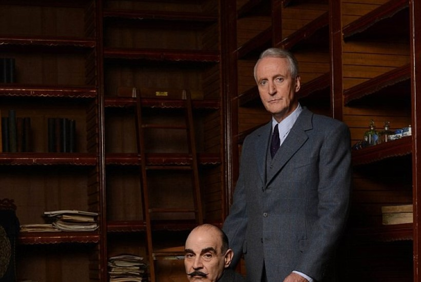 Hüvasti, Hercule Poirot!