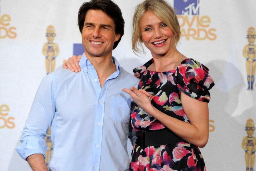 Tom Cruise'i uus silmarõõm on Cameron Diaz?