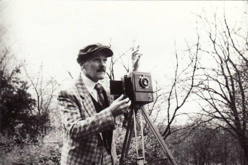Suri fotograaf Kalju Suur