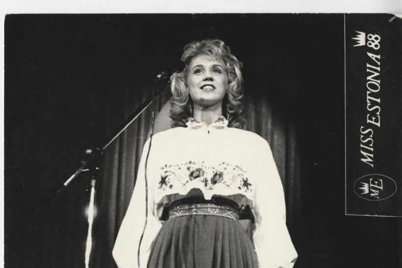 Heli Kraft: «Miss Estonia '88» võitmine oli pöördepunkt kogu eluks