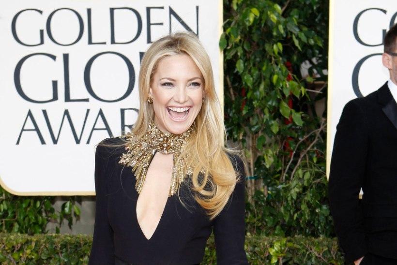 Kate Hudson kannab laenutatud riideid: ma ei jaksa punasele vaibale kleite osta