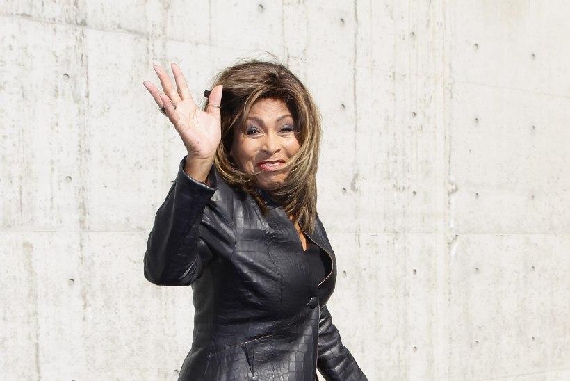 Tina Turner loobub USA kodakondsusest