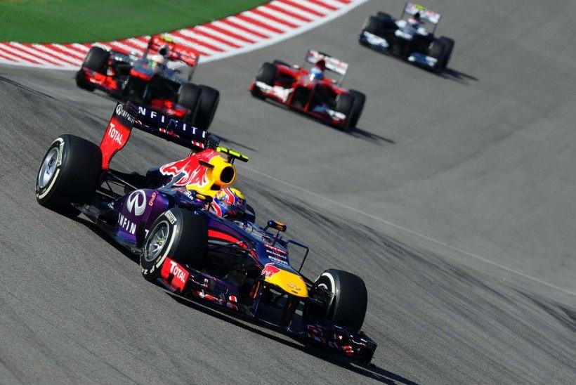 Vettel purustas järjekordse rekordiga ühe Schumacheri rekordi ja kordas teist