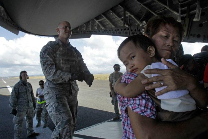 Aidata või mitte? Vaata, mis toimub Filipiinidel pärast taifuuni!