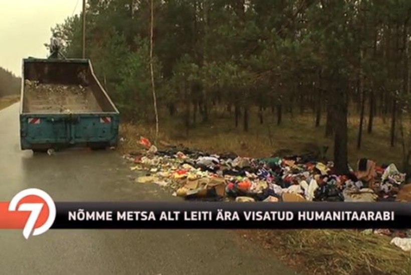 TV3 | Humanitaarabi visati metsa alla