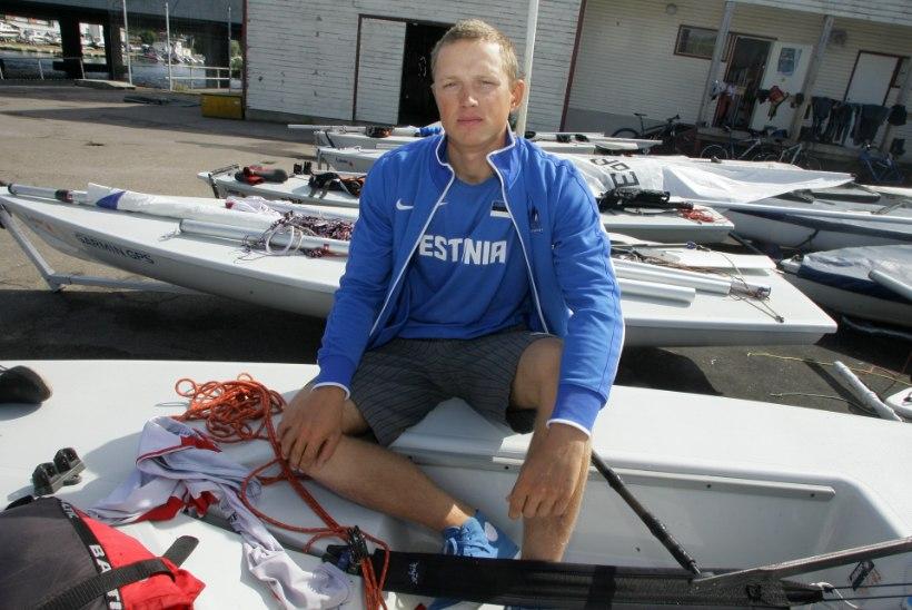 Karl-Martin Rammo on Laseri MMil 45. kohal