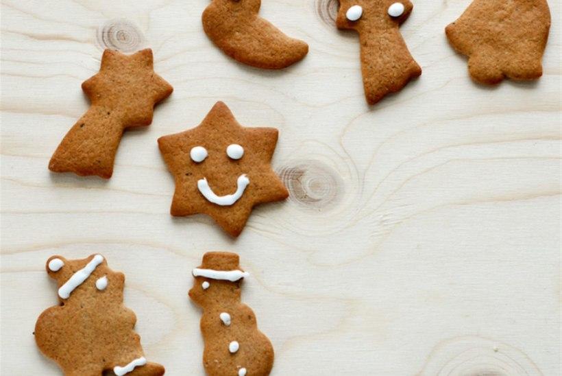 Mari-Liisi klassikalised piparkoogid
