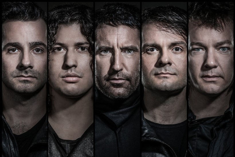 Nine Inch Nails esineb Riias, mitte Tallinnas