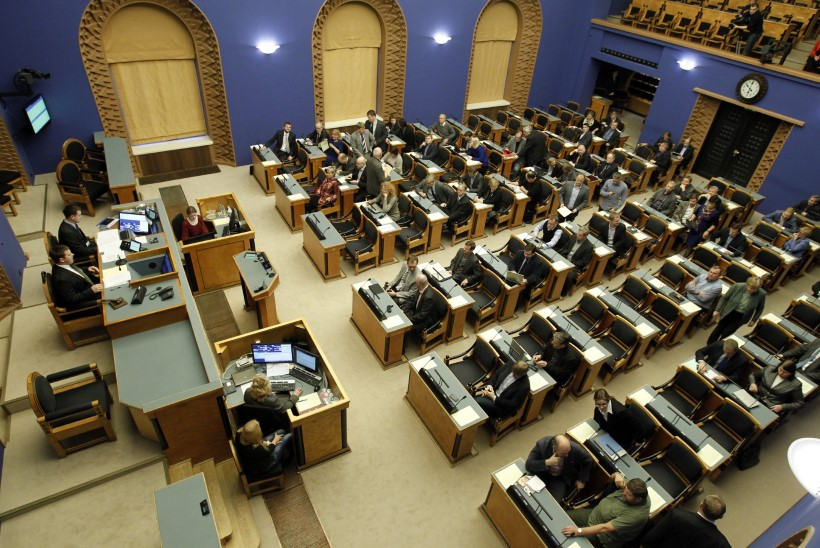 Repliik | Milleks Riigikogule infotund?