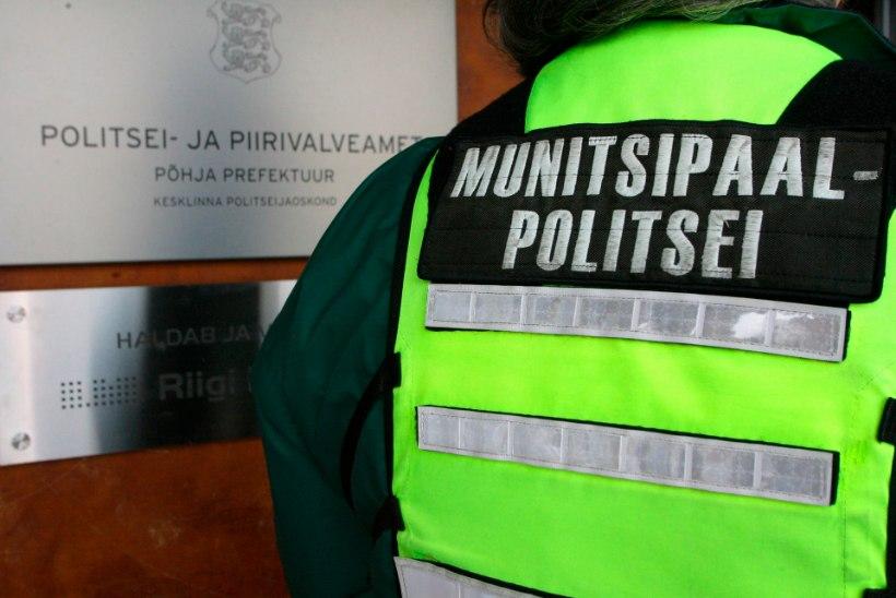 Tallinna sadamas korraldati taksojuhtidele lauskontroll
