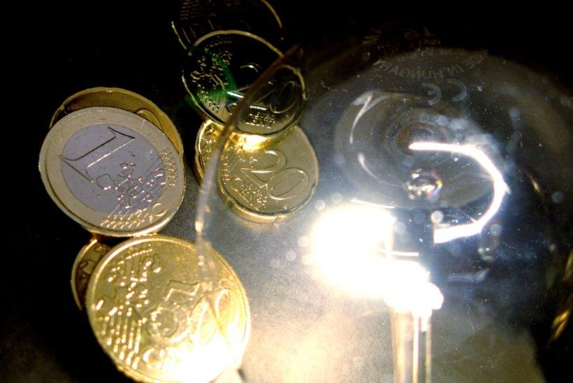 Elektri hind püsib Eestis lõunanaabrite omast madalam