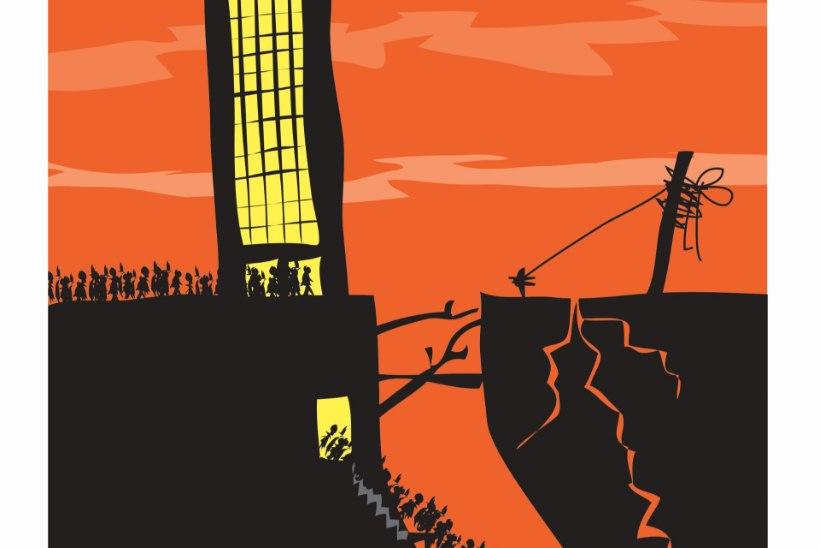 Maksame pangale hoiuse eest peale?