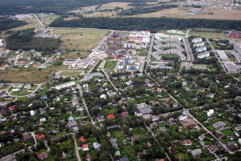 Seadusemuudatus muudab kaks linna aleviks ning kaotab alevikud