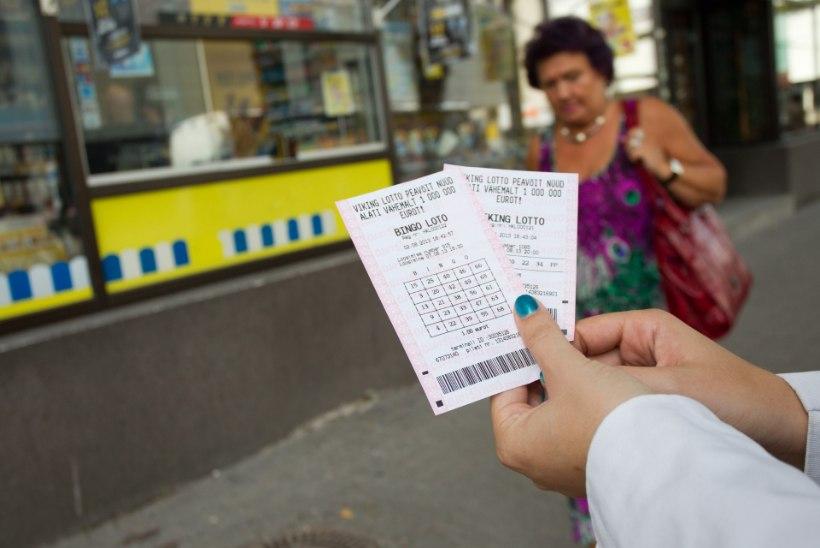 Kas loosiõnn naeratas? Tänased Bingo ja Viking lotto võidunumbrid