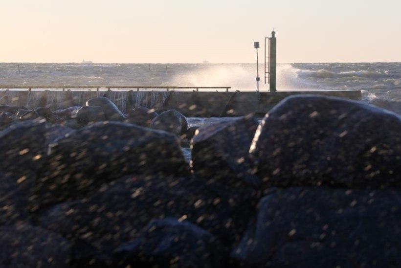 Pühapäevane torm toob Triigi-Sõru liini reisid laupäevaks