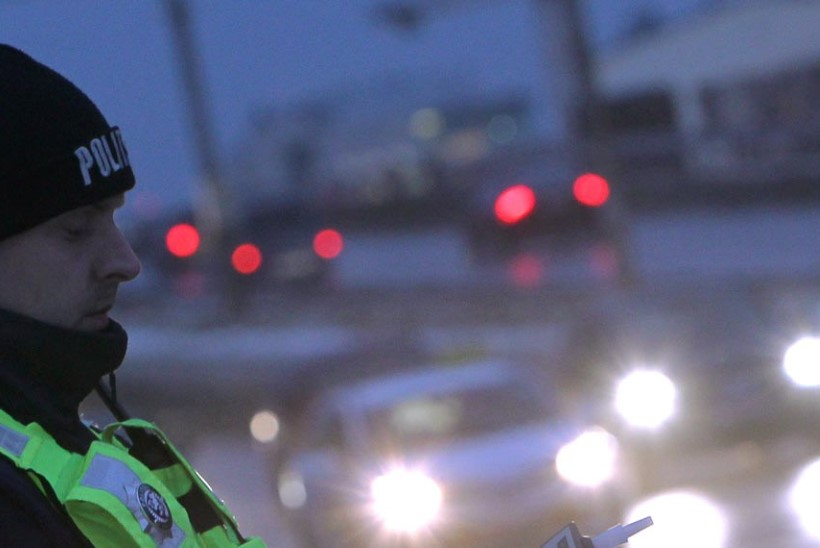 Politsei manitseb: heitlik ilm nõuab hoolikat ja rahulikku liiklemist!